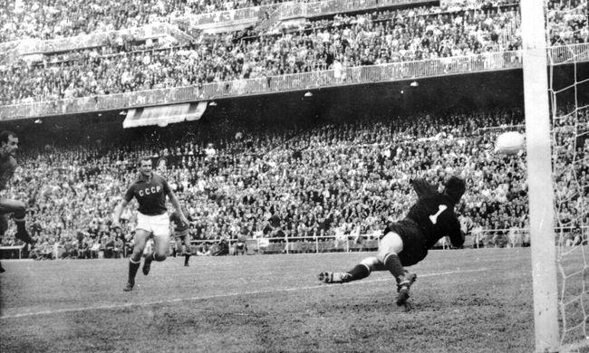 EURO 2016 sorozat: Franco fiai legyőzték a címvédő szovjeteket - 2. rész (1964)
