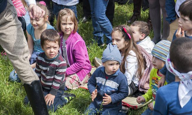 Jót tesz a gyerekeknek, ha táboroznak