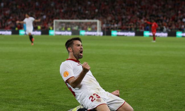 Zseniális második félidővel a Sevilla nyerte az Európa-ligát - videó