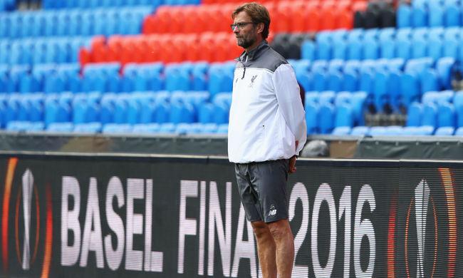 Klopp szörnyű sorozatot zárhat le a Sevilla elleni döntőben