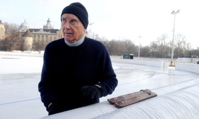 Meghalt a magyar gyorskorcsolyázás egyetlen világbajnoka