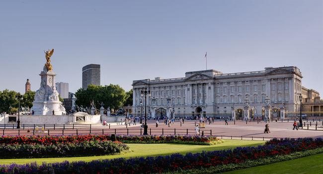 Elítélt gyilkos tört be a Buckingham-palota kertjébe