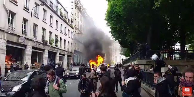 Nem lehet tankolni a tüntetések miatt Franciaországban