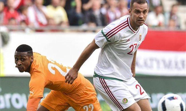 Gól nélküli döntetlen az Eb előtti utolsó hazai meccsen