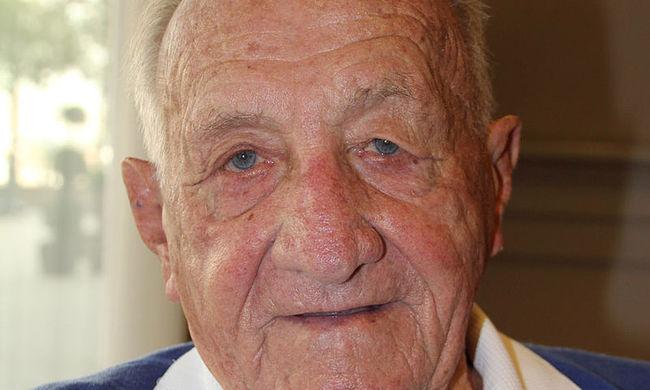 Meghalt Tarics Sándor, a legidősebb olimpiai bajnok