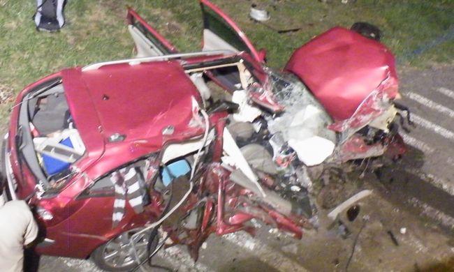 Hétéves kislány is meghalt a balesetben