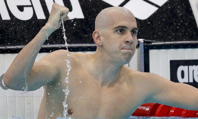 Kapás után Cseh is nyert egy aranyat, országos csúccsal