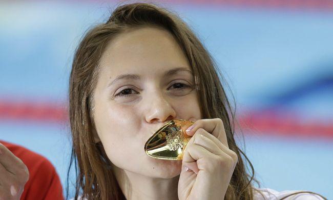 Eb-csúccsal nyert aranyat Kapás Boglárka