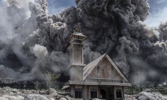 Termőföldjeiken haltak meg az emberek az indonéz vulkán miatt