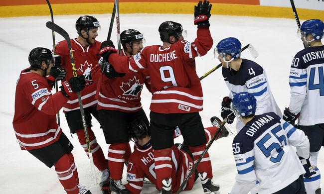 Kanada nyerte a jégkorong-világbajnokságot
