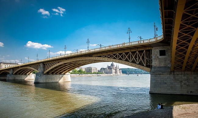 Szörnyű baleset: lezuhant egy fiatal a Margit hídról