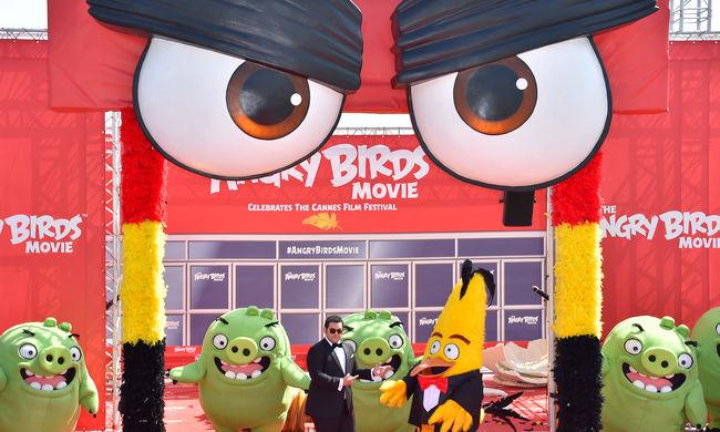 Az Angry Birds tarolt az amerikai mozis hétvégén