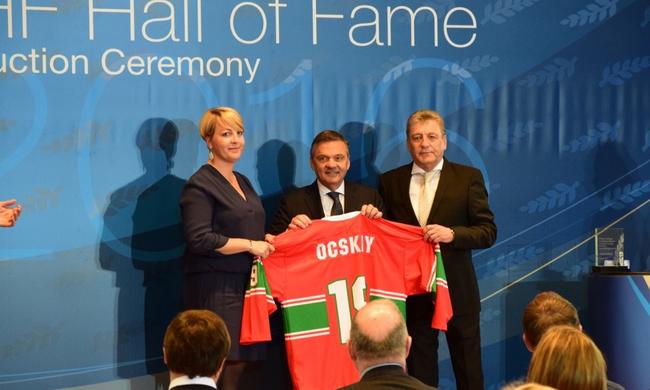 Harmadszor került magyar jégkorongozó a Hírességek Csarnokába
