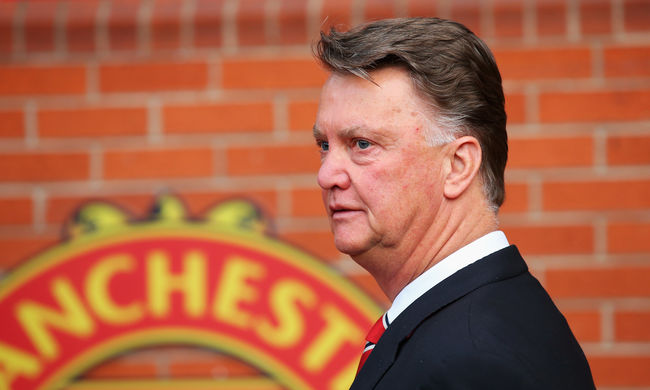 Hivatalos! Már nem Louis van Gaal a Manchester United edzője