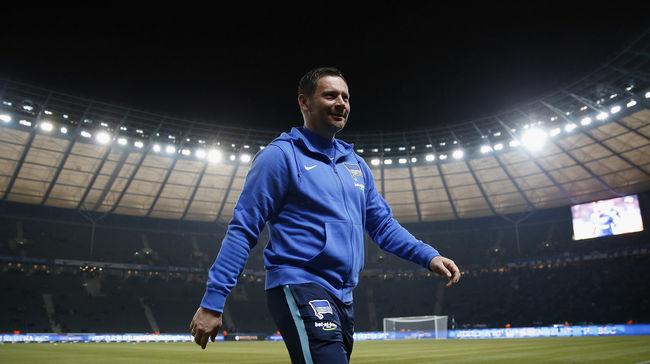 Dárdai Pál lett az év edzője Németországban