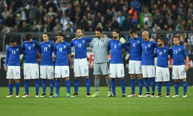 Pirlo és Balotelli sem fért be az olaszok bő Eb-keretébe