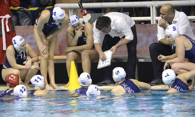 Olimpiai keretet hirdetettek a női vízilabdásoknál