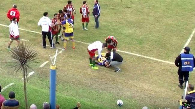 Tragikus körülmények között halt meg egy focista Argentínában