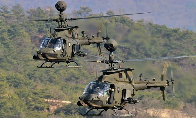Az év végéig megérkeznek az amerikai harci helikopterek Horvátországba