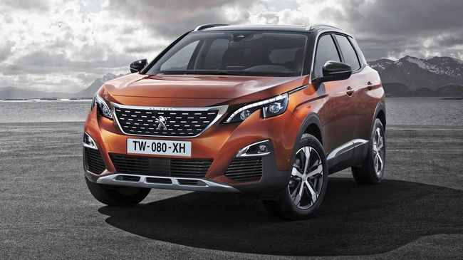 Itt az új Peugeot 3008 - videóval