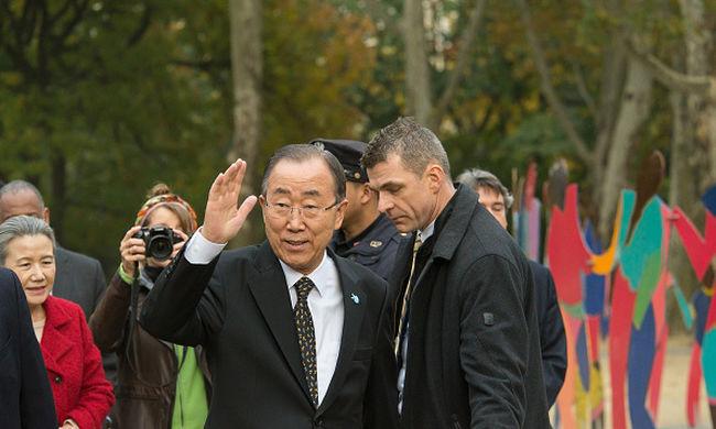 Ha már nem lesz ENSZ-főtitkár, lehet, hogy elindul az elnökválasztáson