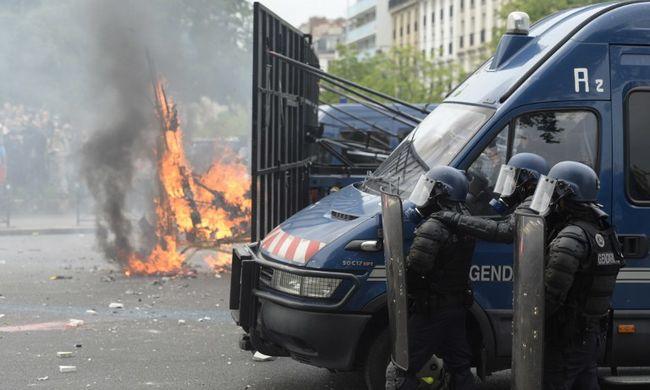 A foci Eb kezdetén leállhat a franciaországi tömegközlekedés