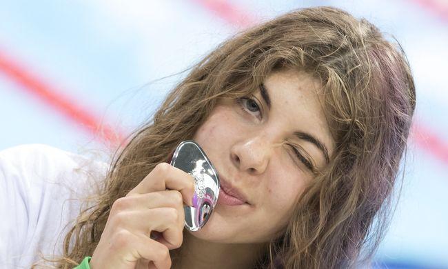 Kényszerből versenyezett a magyar úszónő, most őszintén vallott az érzéseiről