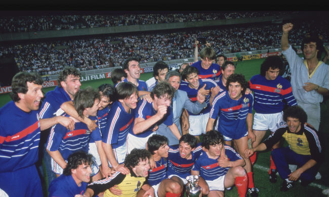 EURO 2016 sorozat: Platini gólrekorddal vezette győzelemre a házigazdákat - 7. rész (1984)