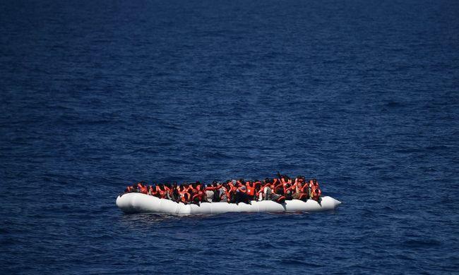 700 migráns halhatott meg ezen a héten a Földközi-tengeren