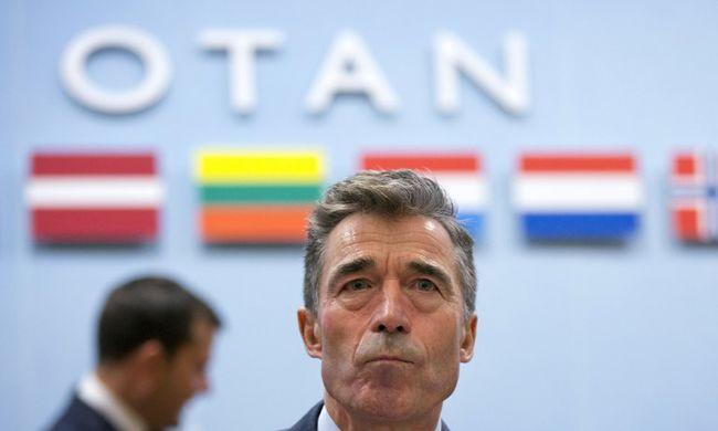 A volt NATO-főtitkár az ukrán elnök tanácsadója lesz