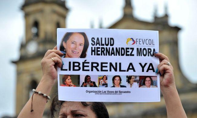 Marxista terrorcsoport rabolta el a három újságírót Kolumbiában