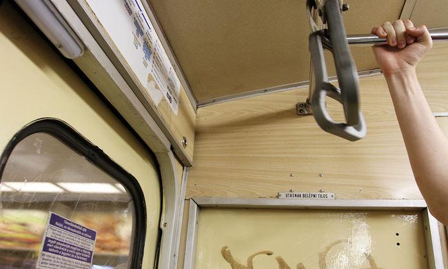 Pótlóbusz megy a metró helyett jövő hétvégén