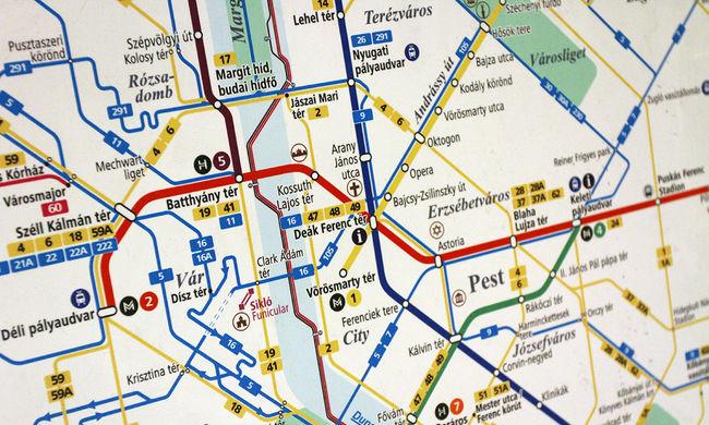 Ma sem közlekedhet kedve szerint Budapesten - ezeken a helyeken korlátozzák a forgalmat