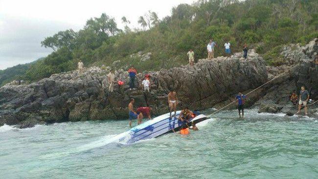 Túl gyorsan ment a hajó, turisták haltak meg miatta