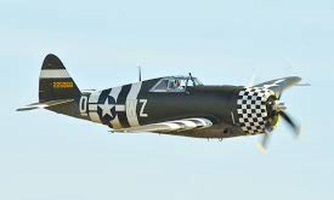 A Hudson folyóba zuhant egy második világháborús harci repülő