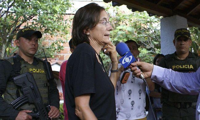 Szabadon engedték az elrabolt újságírókat Kolumbiában