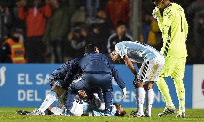 Messi egy héttel a Copa América előtt megsérült