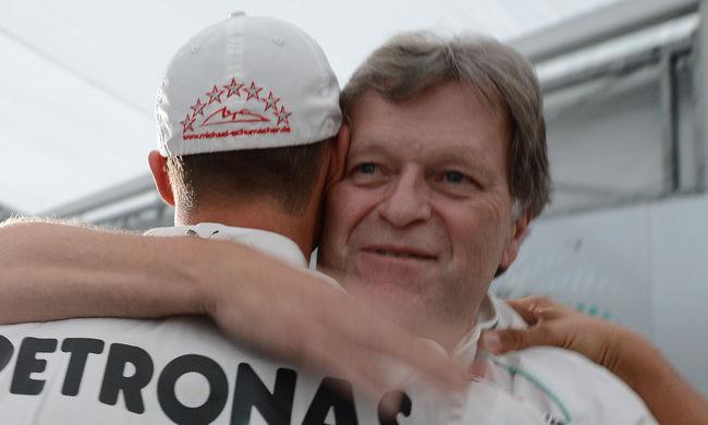 Imádkozzatok Schumacherért - szólított fel a sportló barátja