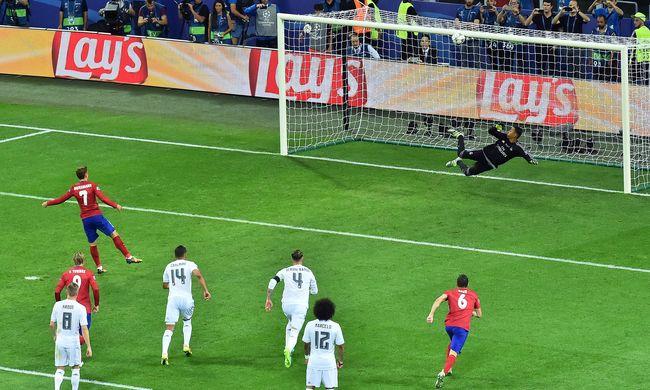 BL-döntő: Real Madrid-Atlético Madrid - így alakult percről-percre