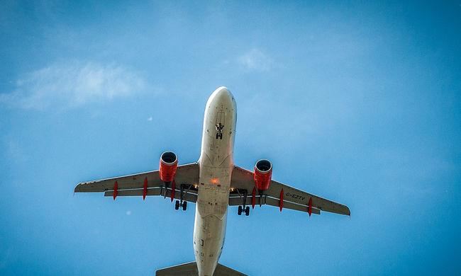 Repülőn született meg a kisbaba - egész életében ingyen utazhat
