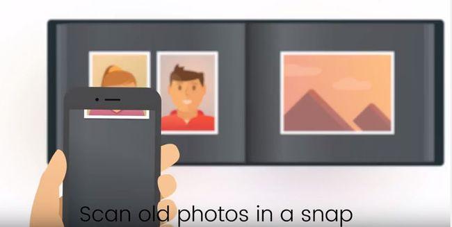 Egyszerűen digitalizálhatja régi fotóit ezzel az alkalmazással