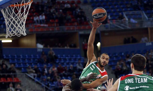 Remekelt a magyar kosaras, közel a Barcelona elleni elődöntő