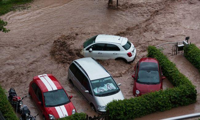 Dolgozni sem tudnak menni, tovább nőtt a németországi vihar halálos áldozatainak száma