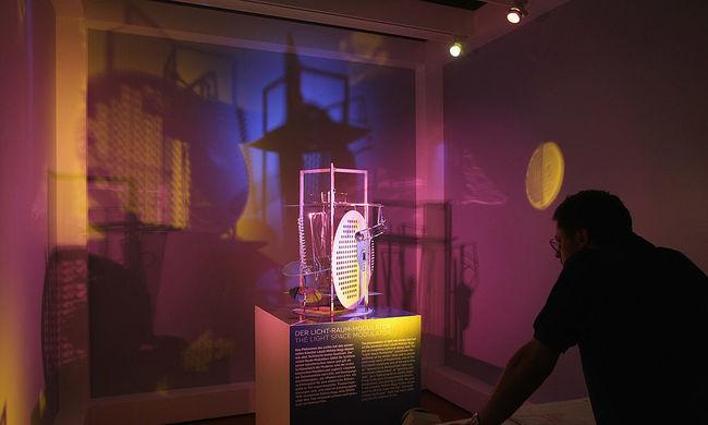 Moholy-Nagy László életművét mutatják be New York-ban