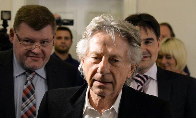 Mégis kiadhatják Polanskit