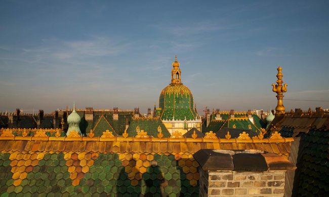 Maradnak az állványok, két évet késik az Iparművészeti Múzeum felújítása