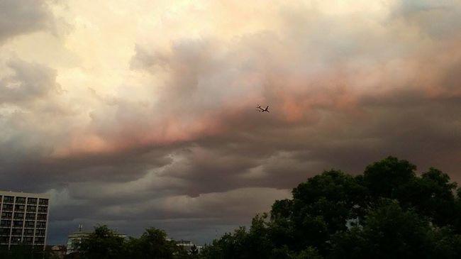 Budapestre megérkezett a vihar