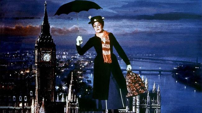 Folytatást kap Mary Poppins