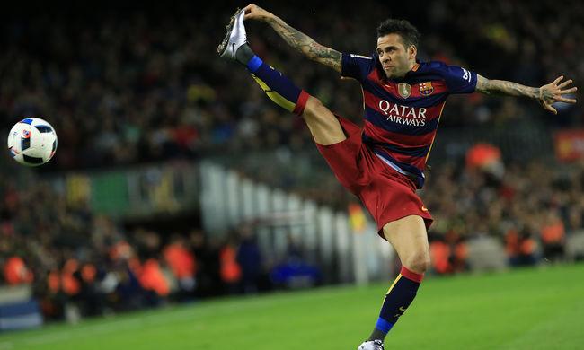 Otthagyja a Barcelonát a hatszoros bajnok brazil védő