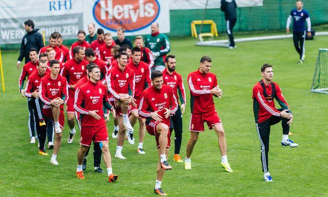 Két helyet rontott a magyar fociválogatott a világranglistán
